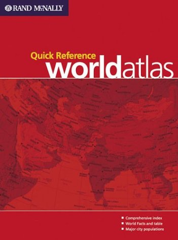 Rand McNally Quick Reference World Atlas (World
