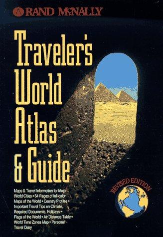 9780528837814: Traveler's World Atlas & Guide
