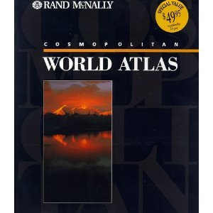 9780528838095: Cosmopolitan World Atlas