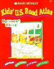 9780528838163: Kids Us Road Atlas (Backseat Books)