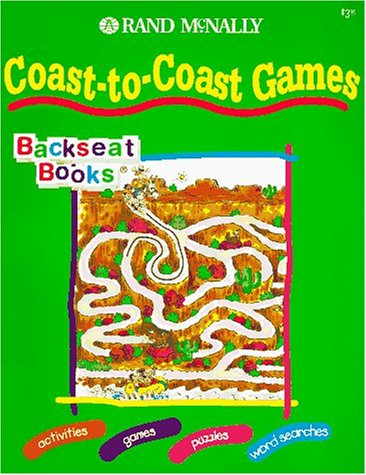 9780528838187: Coast-To-Coast Games (Backseat Books)