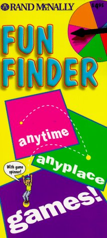 9780528838453: Fun Finder: Anytime Anyplace Games! (Funfinder Series)