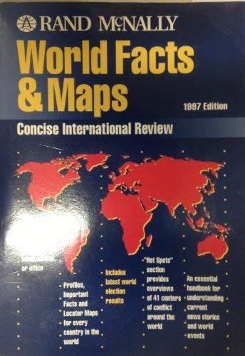 9780528838811: World Facts & Maps (RAND MCNALLY WORLD FACTS AND MAPS)