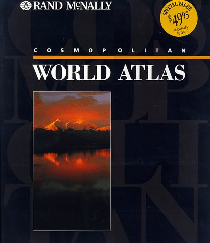 9780528839634: Cosmopolitan World Atlas