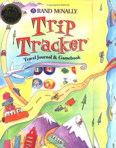 9780528840586: Trip-Tracker: Travel Journal & Gamebook