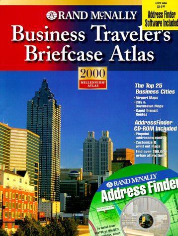 2000 Business Traveler's Briefcase Atlas (Rand McNally Ser.)