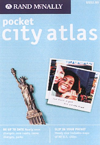 9780528843228: The City Atlas (Atlases - USA/Canada/Mexico)