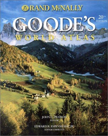 9780528843365: Rand McNally Goode's World Atlas