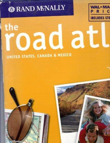 Rand McNally 2001 Road Atlas, U.S, Canada: Rand McNally