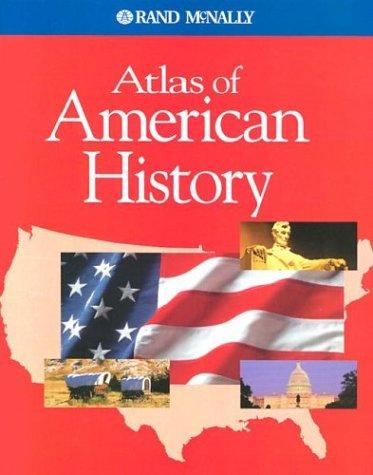 9780528845000: Atlas of American History