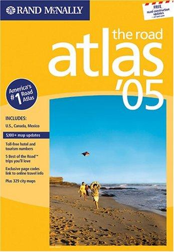 9780528845406: Rand McNally 2005 Road Atlas: United States, Canada, Mexico