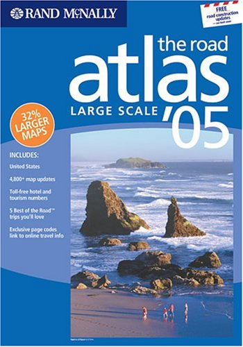 9780528845499: Rand McNally Large Scale Road Atlas (Rand McNally Large Scale Road Atlas U. S. A.)