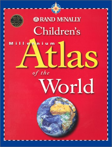 9780528845918: Children's Millennium Atlas of the World (World Atlas)