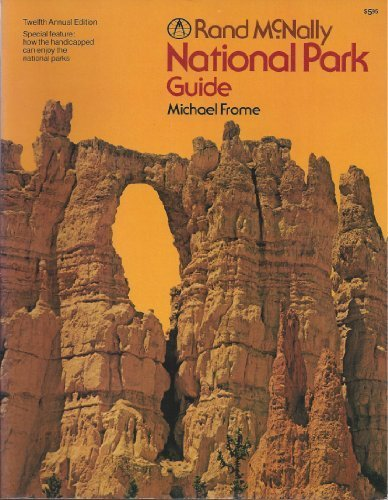 Rand McNally National Park Guide: Michael Frome