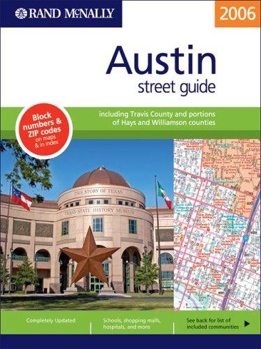 Rand Mcnally 2006 Austin: Street Guide