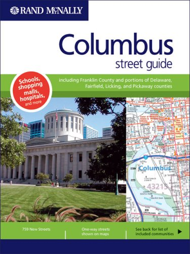 9780528857218: Rand McNally 2006 Columbus, Ohio: Street Guide (Rand McNally Columbus (Ohio) Street Guide: Including Franklin)