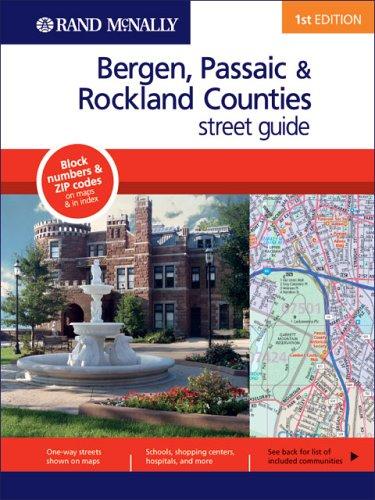 9780528858246: Rand Mcnally Passaic County Street Guide (NY) (Rand McNally Bergen/Passaic/Rockland Counties (New York) Street Guid)