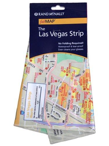 9780528862335: Rand McNally Fab Map The Las Vegas Strip, Nevada (Rand Mcnally Fab Maps)