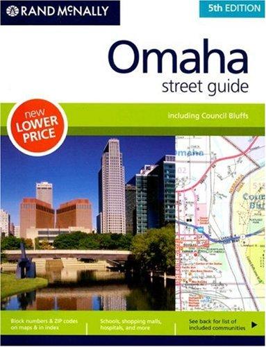 9780528866760: Rand McNally 5th Edition Omaha street guide