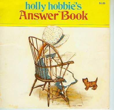 Holly Hobbie's Answer Book: Holly Hobbie
