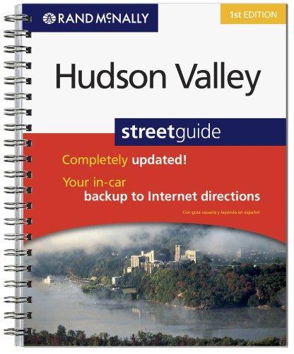 9780528873683: Rand McNally Street Guide: Hudson Valley