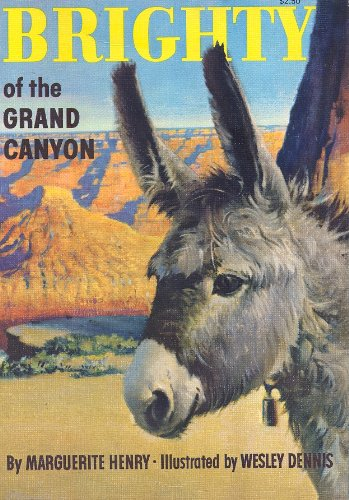 9780528876899: Brighty of the Grand Canyon