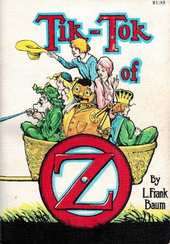 9780528877049: Tik Tok of Oz