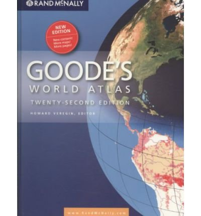 9780528877551: Rand McNally Goodes World Atlas