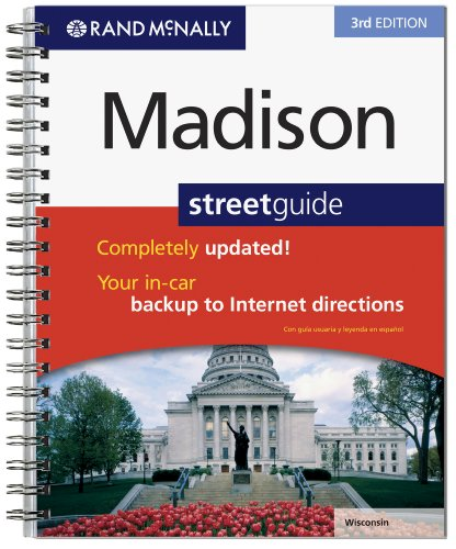 9780528879128: Madison/Dane County