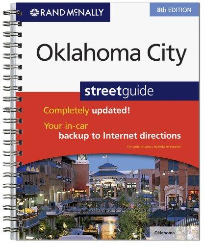 Rand McNally Oklahoma City Street Guide: Rand McNally and Company