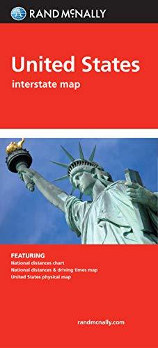 9780528881282: Folded Map: United States