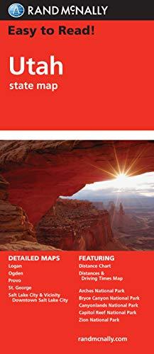 9780528882081: Utah Easy to Read