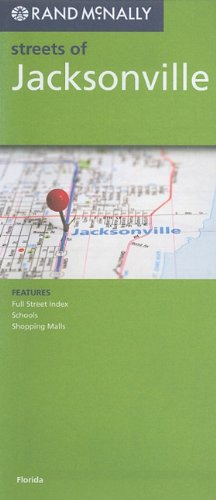 9780528882623: Rand McNally Streets of Jacksonville