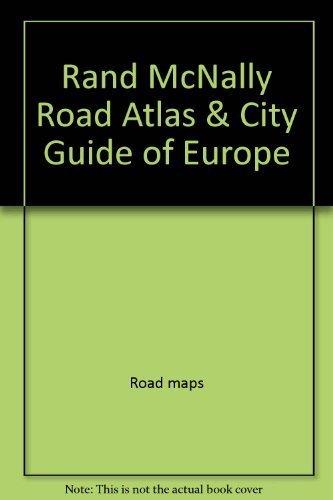 Rand McNally road atlas & city guide of Europe: McNally, Rand
