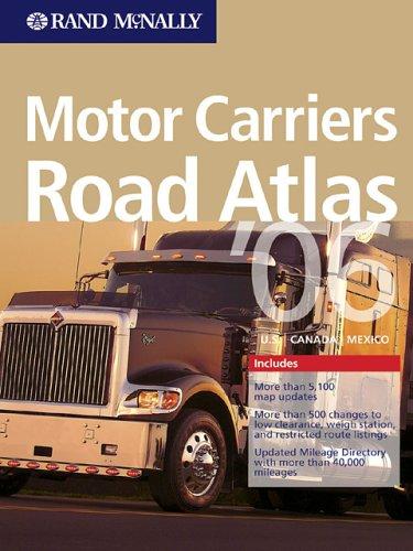 9780528900716: Rand McNally 2006 Motor Carriers' Road Atlas (Rand Mcnally Motor Carriers' Road Atlas)