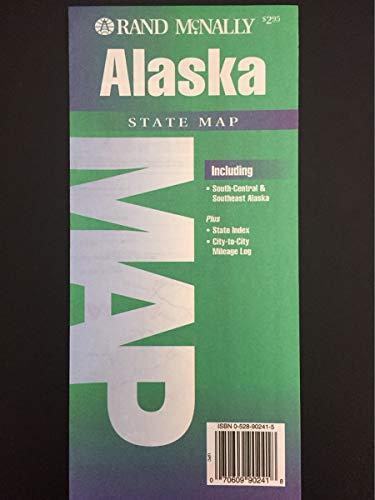9780528902413: Alaska Map