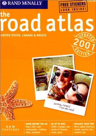 Rand McNally 2001 Road Atlas: United States,