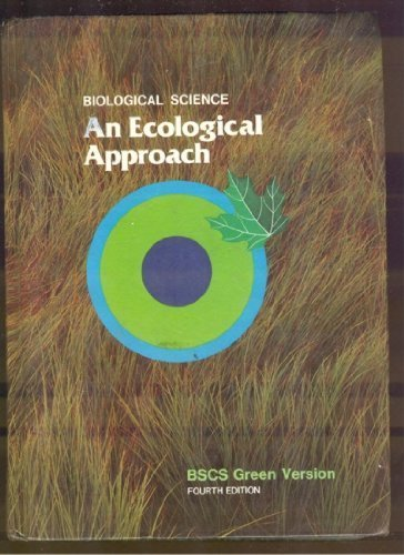 9780528904219: Biological Science, An Ecological Approach