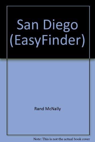 Rand McNally Easyfinder: San Diego: McNally, Rand