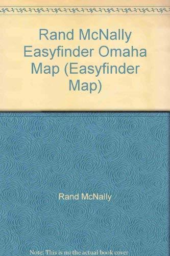 Rand McNally Easyfinder Omaha Map (Easyfinder Map): Rand McNally