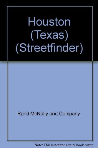 9780528913686: Houston (Texas) (Streetfinder)