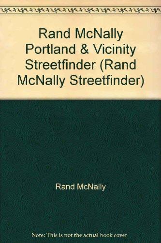 9780528913693: Portland (Oregon) (Streetfinder)