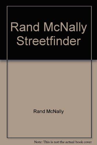 9780528917103: Rand McNally StreetFinder