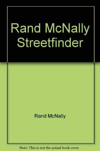 9780528917127: Rand McNally StreetFinder