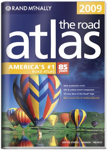 9780528942051: Rand McNally 2009 The Road Atlas: United States/ Canada/ Mexico (Rand Mcnally Road Atlas United States/ Canada/Mexico (Vinyl Covered Edition))