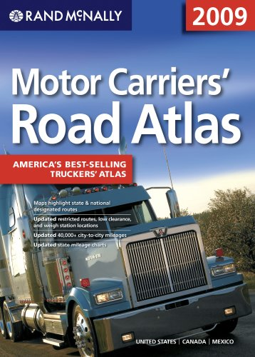9780528942112: Rand McNally Motor Carriers' Road Atlas