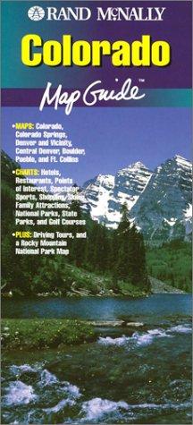 9780528946240: Rand McNally Colorado Map Guide
