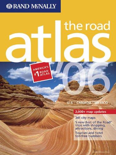 9780528957901: Rand McNally The Road Atlas: US, Canada, Mexico