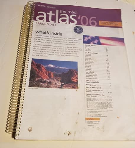 9780528957970: Rand McNally 2006 Road Atlas: United States (Rand Mcnally Large Scale Road Atlas USA)