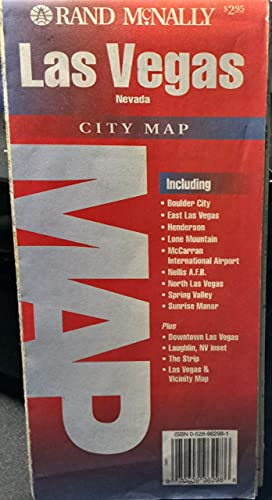 Las Vegas Nevada City Map (City Maps-USA)
